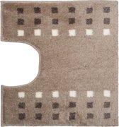 Floris Brica - WC mat - Zand - 60 x 60 cm