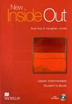 New Inside Out - Student Book - Upper Intermediate - With CDRom - CEF B2