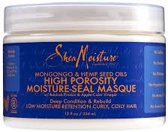 Shea Moisture Mongongo & Hemp Seed Oils High Porosity Moisture-Seal Masque 354 ml