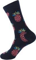 Hippe Sokken -  Pineapple ,  Maat 41 - 47