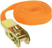 Carpoint Bagagebinder met ratel 25mm x 7m