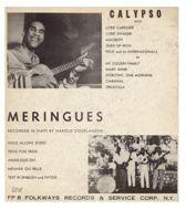 Calypso And Meringues