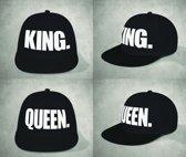 King & Queen | Snapback Cap | Setje | King & Queen