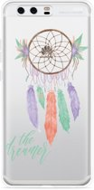 Huawei P10 Plus Hoesje Watercolor Dreamcatcher