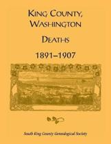 King County, Washington, Deaths, 1891-1907