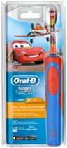 Oral-B Cars elektrische tandenborstel voor kinderen