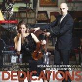 Dedications - Faure Romance; Chauss