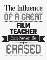 The Influence of a Great Film Teacher Can Never Be Erased