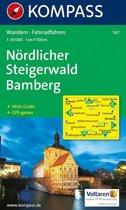 Kompass WK167 Nördlicher Steigerwald, Bamberg