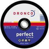 Dronco Doorslijpschijf - 230 mm Metaal Primaflex