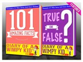 Diary of a Wimpy Kid - 101 Amazing Facts & True or False?
