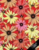 Floral Notebook Collection