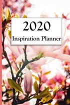 2020 Inspiration Planner: Includes Bible Quotes - 2020 Bible Journal - Magnolia Design