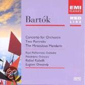 Bartok: Concerto for Orchestra etc / Kubelik, Ormandy et al