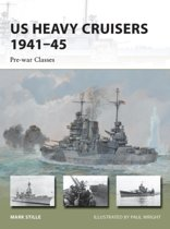 US Heavy Cruisers 1941-45