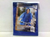 Lifetime Poncho Lightweight - Blauw - One size
