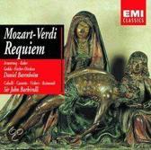 Mozart: Requiem; Verdi: Requiem