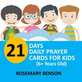21 Days Daily Prayer Cards For Kids