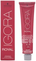 Schwarzkopf Igora Royal 4-6 - 60 ml - Haarverf