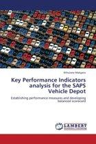 Key Performance Indicators Analysis for the Saps Vehicle Depot
