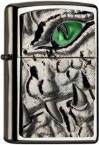 Aansteker Zippo Crocodile Eye Emblem Limited Edition