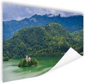 Slovenie Oost-Europa Poster 120x80 cm - Foto print op Poster (wanddecoratie woonkamer / slaapkamer)
