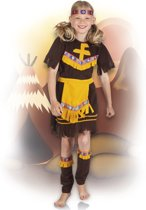 Kinderkostuum Indiaan Little Barefoot - 4-6 Jaar - Carnavalskleding