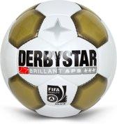 Derbystar Brillant Gold - Voetbal - Multi Color - Maat 5 - 4500305-0000-5