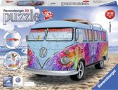 Ravensburger Volkswagen bus Indian Summer - 3D puzzel - 162 stukjes