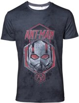 Ant Man & The Wasp - Distressed Ant-Man Men's T-shirt - L