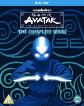 DVD cover van Avatar the Last Airbender Complete (Import zonder NL) (BLU-RAY)