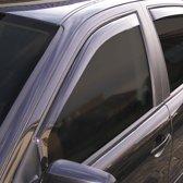 ClimAir Zijwindschermen Dark Toyota Auris 5 deurs 2007-