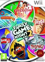 Hasbro Family Game Night Volume 2 /Wii