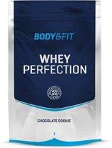 Body & Fit Whey Perfection - Eiwitpoeder / Eiwitshake - 750 gram - Chocolate Cookie milkshake