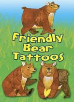 Friendly Bear Tattoos