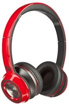 Monster Cable NCredible NTune Circumaural Hoofdband Rood