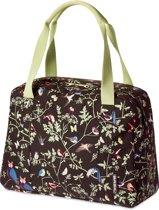 Basil Wanderlust Carry All Bag Enkele Fietstas - 18 l - Charcoal Zwart