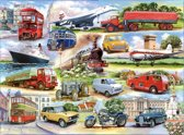 House of Puzzles Saltburn Golden Oldies