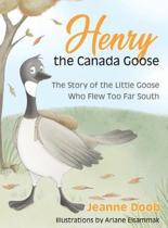 Henry the Canada Goose