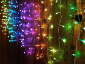 Twinkly verlichtingsgordijn meerkleurig 120 LED-lampjes met mobiele app