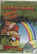 Alfred Jodocus Kwak - Verboden te lachen + DVD