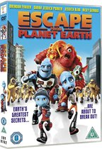 Esacpe From Planet Earth (dvd)