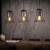 Bauhauschairs Industriële Hanglamp Elody - 3-lichts