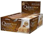 Quest Bars 12repen Cinnamon Roll