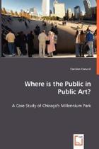 Where Is the Public in Public Art?