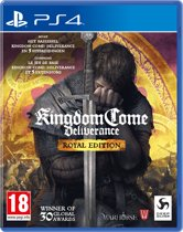 Kingdom Come: Deliverance - Royal Edition PS4