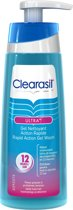 Clearasil Ultra Rapid Action Gel Wash Reinigingsgel - 200 ml