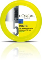L'Oréal Paris Studio Line Invisi Fix 24H Clean Modeling Gel-Cream - 150 ml - Gel Crème