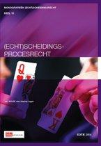 Monografieen (echt)scheidingsrecht 10 - (Echt)scheidingsprocesrecht