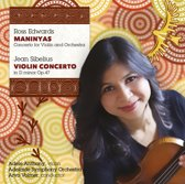 Concerto For Violing And Orchestra/
